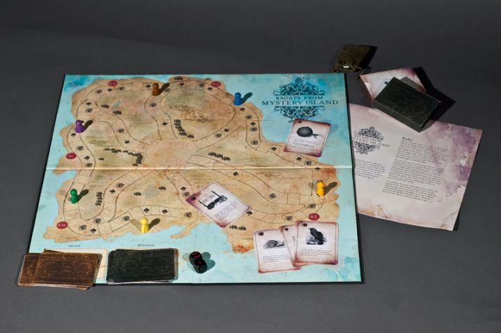 14 Awesome Homemade Board Games