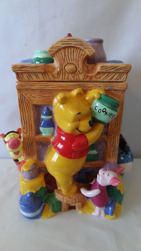 Disney Cookie Jars For Sale Awesome 60 Best Cookie Jar Images On Pinterest Cookie Jars Disney Cookies