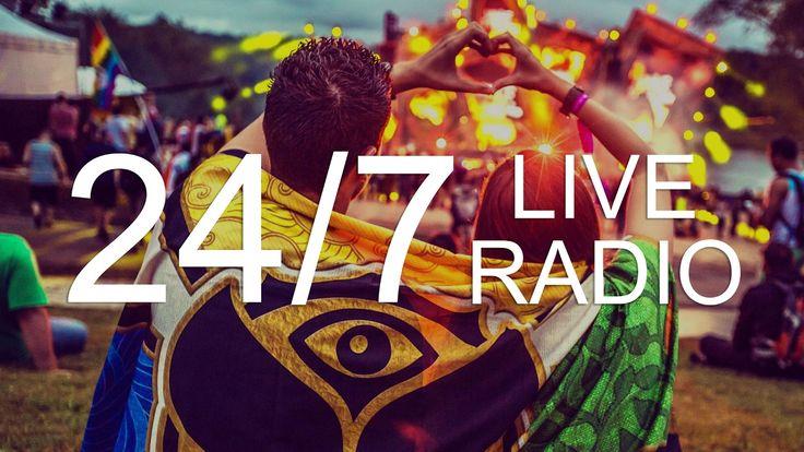 Tomorrowland 2017 - Ultra Music Festival  RADIO 24/7  - Electro House / ...