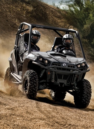 Can-Am Spyder 3-wheel motorcycle, ATV, UTV, Side-by-Side | BRP Can-Am