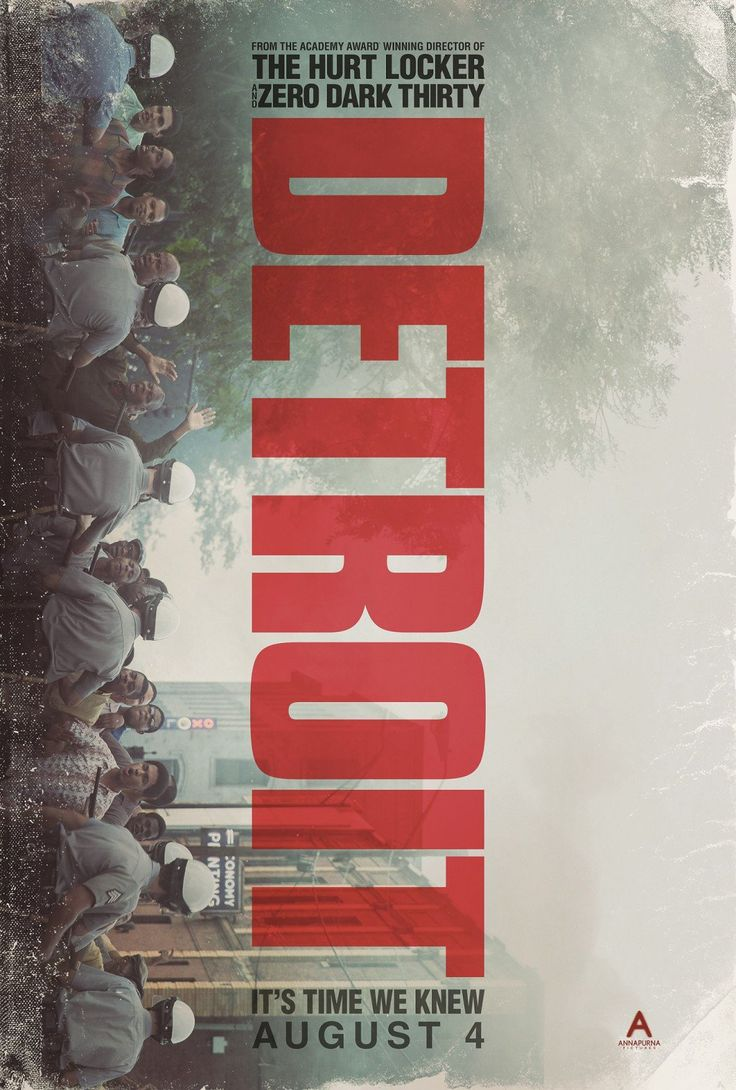 "Kathryn Bigelow's latest film ""Detroit"" starring John Boyega, Will Poulter, and Algee Smith is now playing in theaters. #Detroit #DETROITmovie #JohnBoyega #WillPoulter #AlgeeSmith #JohnKrasinski #AnthonyMackie #SamiraWiley #crime #drama #history #Movies #AnnapurnaPictures"