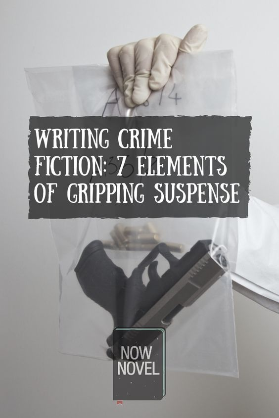 How to start a crime thriller novel?