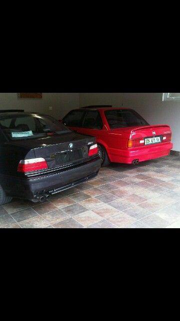 BEST Of both legends e30 325is & e36 M3 a guys dream.