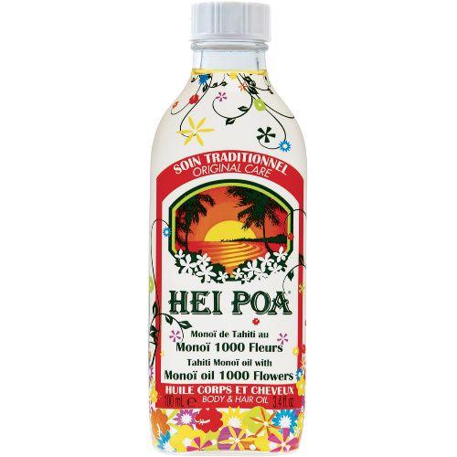 Hei Poa Monoi Oil 1000 Flowers 100ml (Λάδι Πολλαπλών Χρήσεων)
