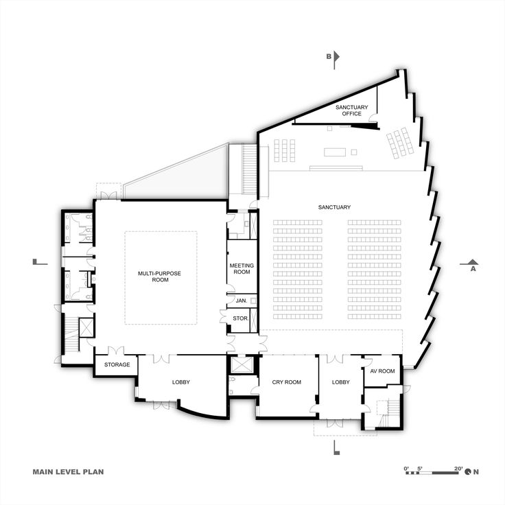 26 best church design images on pinterest church design for Church floor plan designs