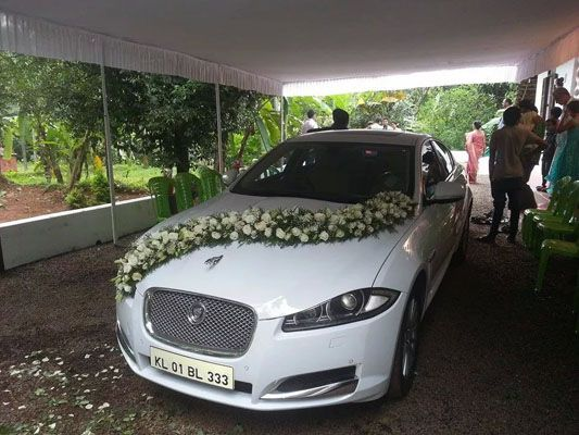 Jaguar For Wedding Car Decor By Red Carpet Events At 0 0 Kerala