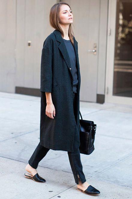 Love the look - Emerson Fry DROP SHOULDER COAT