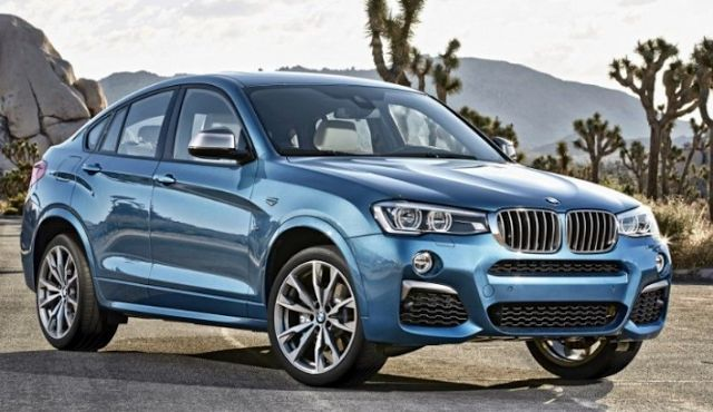 2017 BMW X4 Design Exterior and Performance Engine - New Car Rumors