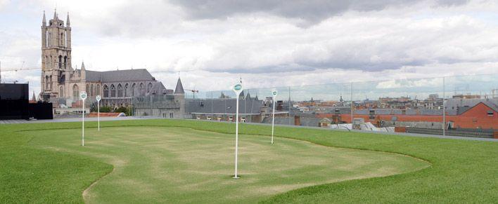 golf-op-het-dak-penthouse by ABS Bouwteam