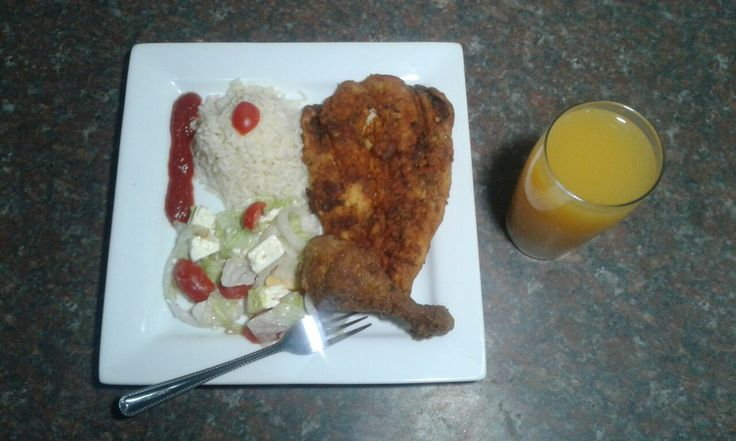 Only when I happy. I cook