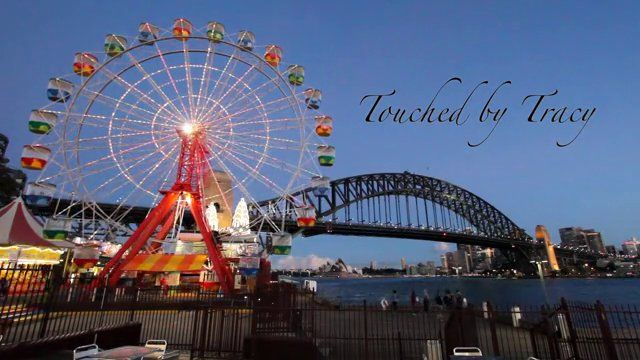 Touched by Tracy, Crystal Palace, Luna Park, Sydney