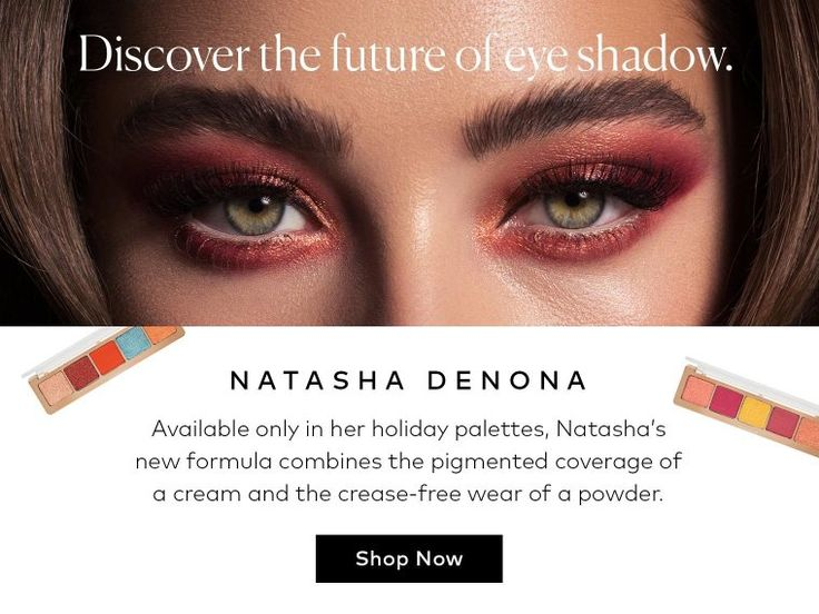 Shop Natasha Denonas Holiday 2017 Collection OnlyonBeautylish Believe Me The Joya And