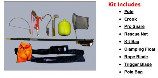 Kit pértiga para animales Este kit está diseñado para el trabajo con animales. RECOMENDADO PARA: Cuerpo de bomberos Equipos de rescate animal #kitpertiga #rescate #pértiga #accesoriospertiga #maxpreven
