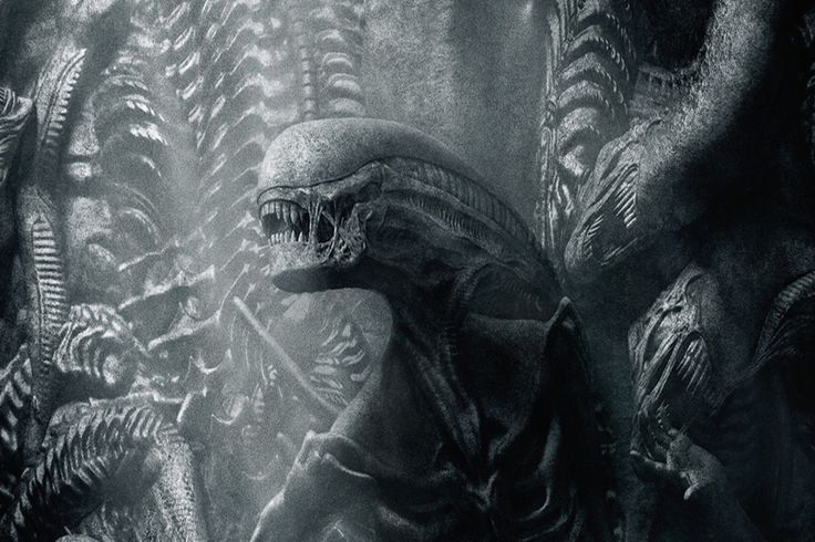 Countdown to Alien: Covenant: The Hype Machine