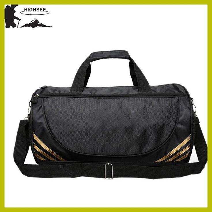 HIGHSEE Sport Bag For Men Fitness Women Bolsa Deporte Hombre Gimnasio Sac De Sport Femmes Gym Fitness Hommes Waterproof Luggage