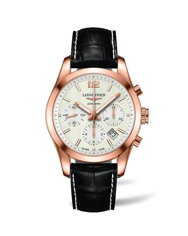 Gold watches : Gold watches for men Longines