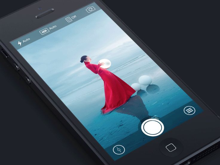 Redesign of one of the very first HDR apps for iPhone. This app automatically create stunning full-resolution HDR images with just a single tap.  Photo by  Elena Zhukova