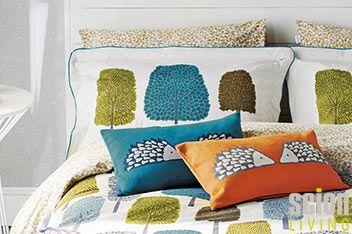 Scion Cedar Oxford Pillowcase