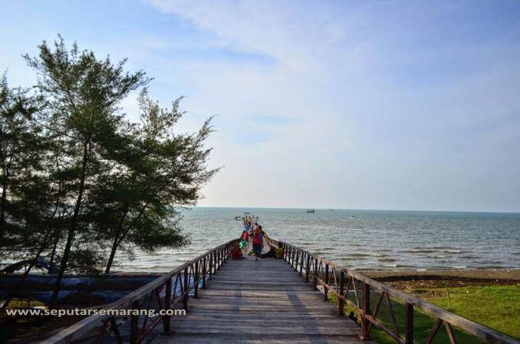 Pantai Widuri, Pemalang, Jawa Tengah, Indonesia