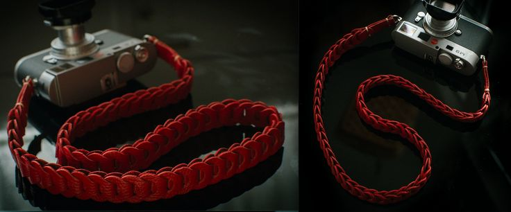NEW RED ROCK n ROLL camera strap! http://www.tieherup.eu/…/h…/products/rock-n-roll-chain-strap