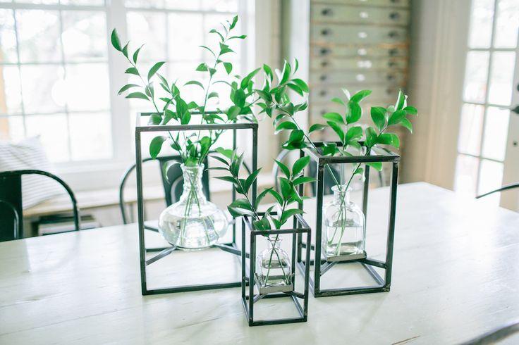 Metal Framed Vase – The Magnolia Market