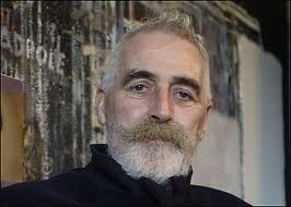 John Byrne is a Scottish playwright and artist. His literary works include Writer's Cramp, The Slab Boys, The Loveliest Night of the Year, Normal Service, Hooray for Hollywood, Babes in the Wood, Cara Coco and Candy Kisses.Byrne was born at Paisley, Renfrewshire. He was educated at St Mirin's Academy at Paisley and the Glasgow School of Art.