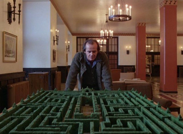 The Shining is a 1980 British-American psychological horror film produced and directed by Stanley Kubrick, co-written with novelist Diane Johnson, and starring Jack Nicholson, Shelley Duvall, Danny Lloyd, and Scatman Crothers. The film is based on Stephen King's 1977 novel The Shining, although the film and novel differ in significant ways.