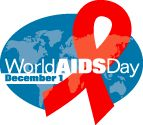 Today is World AIDS Day! Information is empowerment and enlightenment. I know people who have died from this killer that shows no shame and has no boundaries!