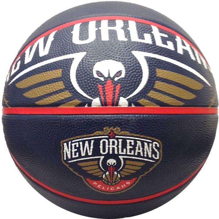 Spalding New Orleans Pelicans FullSized Court Side Team