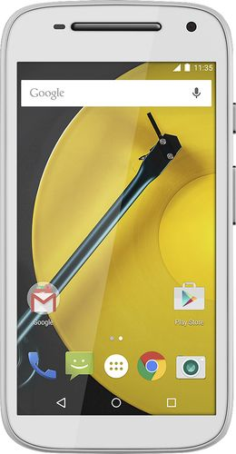 Popular on Best Buy : Boost Mobile - Motorola Moto E 4G with 8GB Memory No-Contract Cell Phone - White
