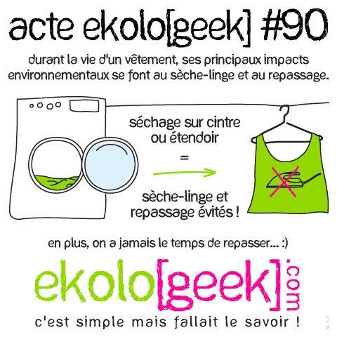 Acte ekolo[geek] #90