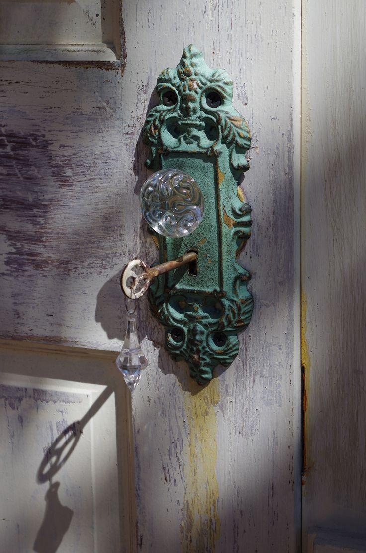 Old Lock And Key Keys And Doorknobs Pinterest Door