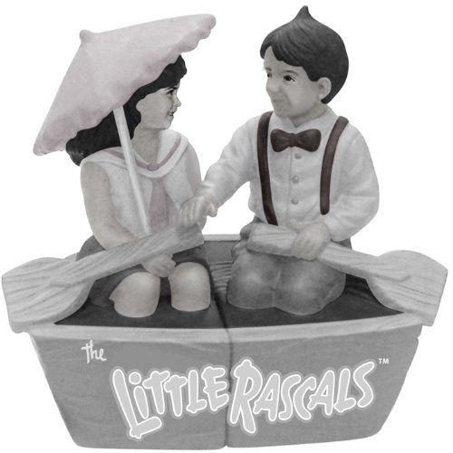 Westland Giftware The Little Rascals Magnetic Alfalfa and Darla in Boat Salt and Pepper Shaker Set, 3-1/2-Inch by Westland Giftware. $14.50. Magnetic insert to keep shakers together. Material: ceramic. Functional. Fun and cute styling. High quality. Westland Giftware The Little Rascals Magnetic Alfalfa and Darla in Boat Salt and Pepper Shaker Set, 3-1/2-inch. A magnetic insert keeps these shakers together.