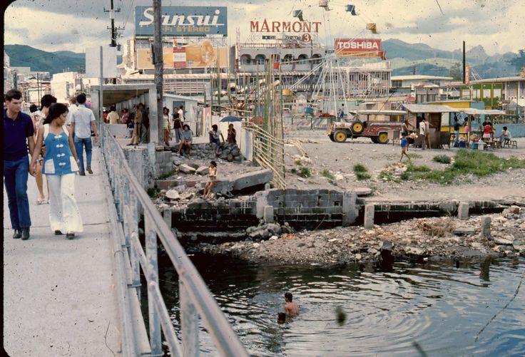 AD37 Olongapo River Bridge 1974 | by Doug & Nancy