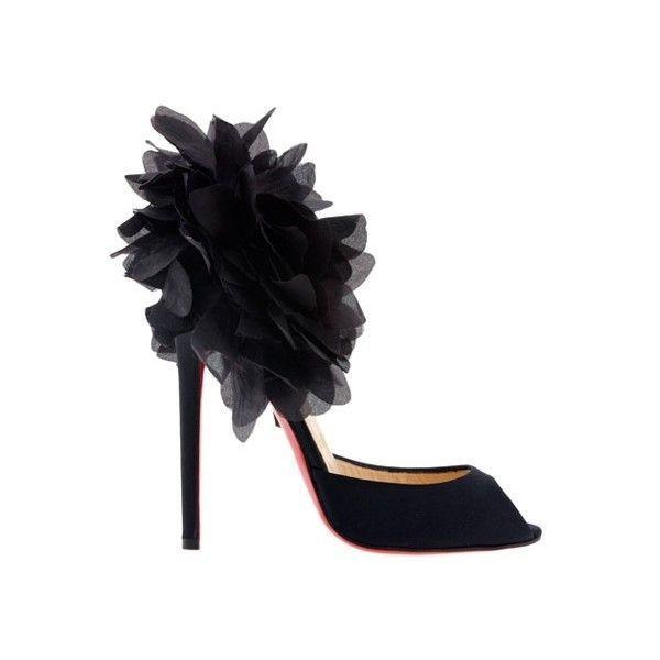 Christian Louboutin – collezione di scarpe primavera estate 2009... ❤ liked on Polyvore featuring shoes, louboutins, christian louboutin shoes and christian louboutin
