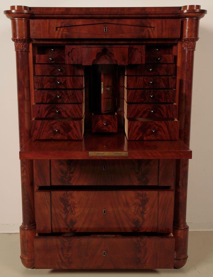 17 b sta id er om biedermeier sekret r p pinterest biedermeier m bel schreibtisch antik och. Black Bedroom Furniture Sets. Home Design Ideas