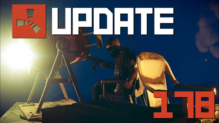 Mountable chairs are now available in Rust :D (Short movie)