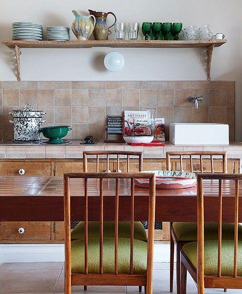 101 melhores imagens sobre prateleiras na cozinha no for 101 vintage kitchen decorating ideas