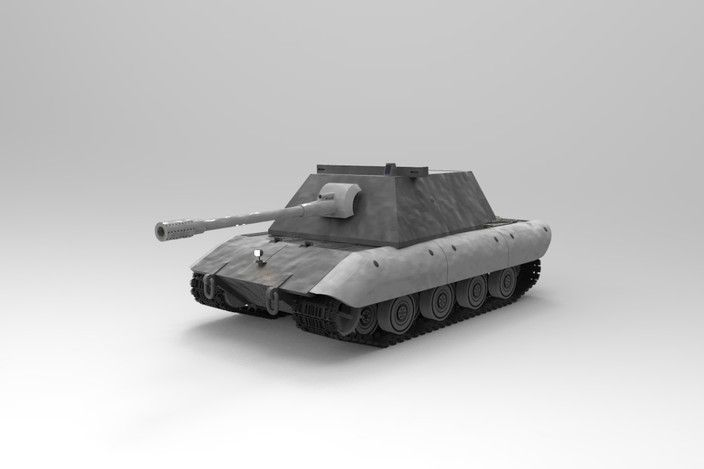 Panzer VIII E100