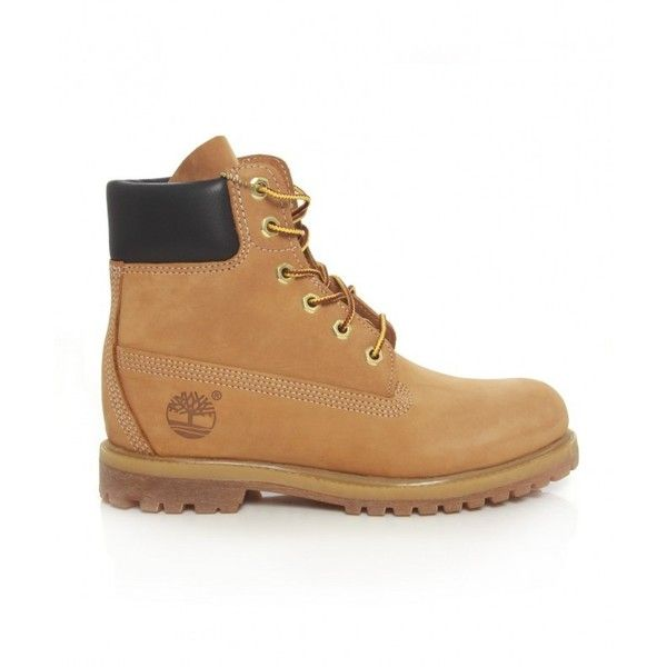Women's Timberland 6-Inch Premium Boots found on Polyvore