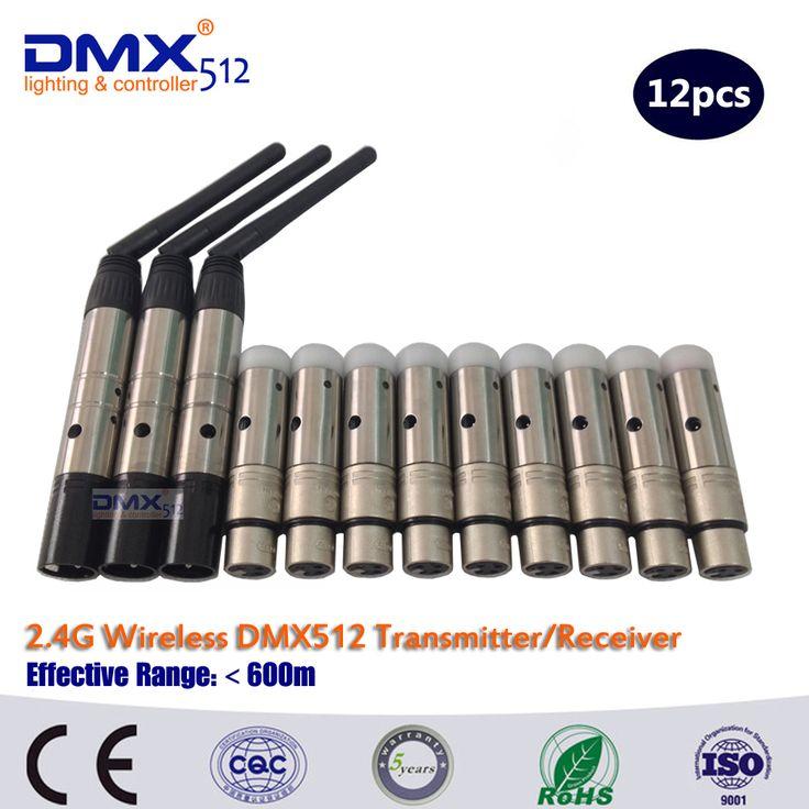 $302.10 (Buy here: https://alitems.com/g/1e8d114494ebda23ff8b16525dc3e8/?i=5&ulp=https%3A%2F%2Fwww.aliexpress.com%2Fitem%2FDHL-Free-Shipping-Wireless-DMX512-Transmitter-And-Reveiver-DMX-Light-Controller-Wireless-DMX-Controller%2F1932815210.html ) DHL Free Shipping  2.4Ghz  Wireless DMX512 Transmitter And Reveiver DMX Light Controller Wireless DMX Controller for just $302.10