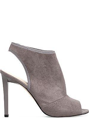 NINE WEST Levona2 suedette shoe boots