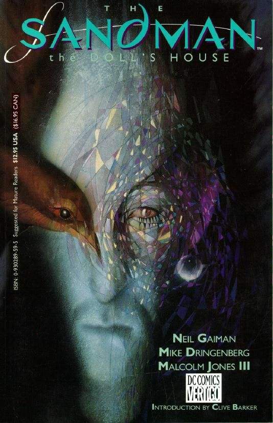 Sandman: The Doll's House - Neil Gaiman