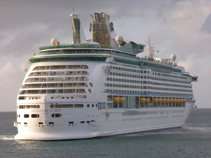 Royal Caribbean - Adventure of the Seas (Southern Caribbean out of Puerto Rico - Feb. 2014)