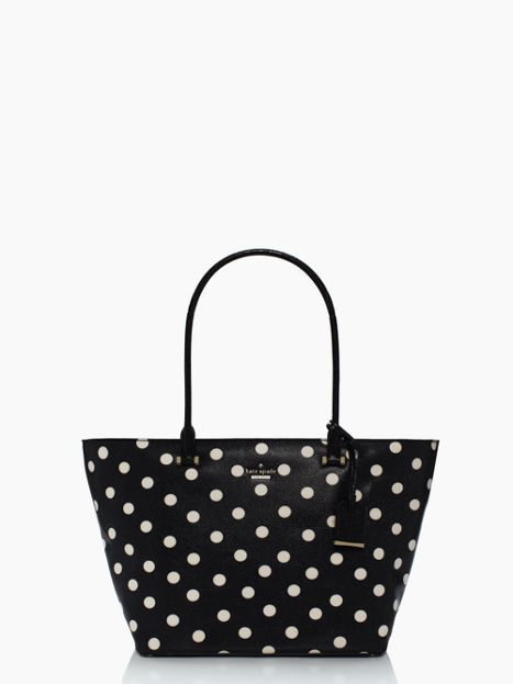 80 best wish list images on pinterest kate spade holidays events kate spade polka dot purse junglespirit Image collections