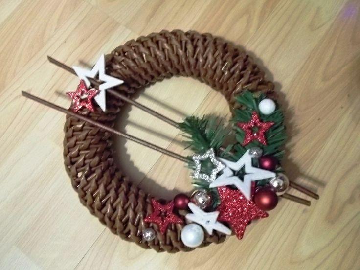 Moje trocha vánočního pletení
