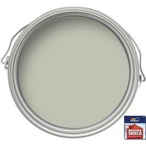 Dulux Weathershield Exterior Satin Paint - Misty Sky - 750ml