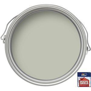 Dulux Weathershield Exterior Satin Paint - Misty Sky - 750ml