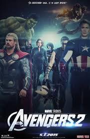 avenger poster
