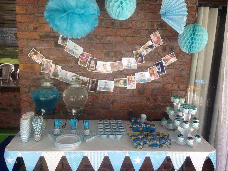 photos for wall derocation, first birthday setup, jelly, cupcakes, fairyfloss, drinks.